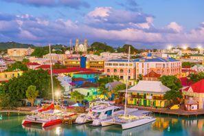 Ubytování St. Johns, Antigua