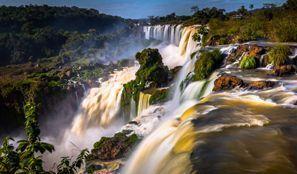 Ubytování Iguazu, Argentina