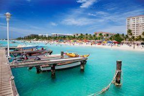 Ubytování Palm Beach, Aruba