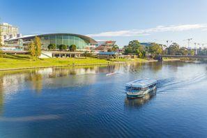 Ubytování Adelaide, Austrálie