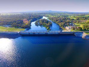 Ubytování Albury, Austrálie