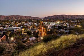 Ubytování Alice Springs, Austrálie