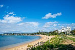 Ubytování Avalon, Austrálie