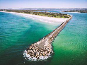Ubytování Ballina, Austrálie