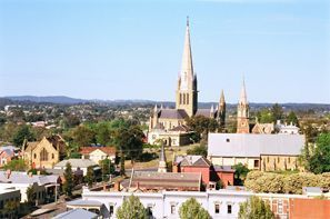 Ubytování Bendigo, Austrálie