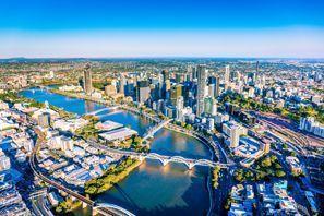 Ubytování Brisbane, Austrálie