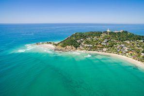 Ubytování Byron Bay, Austrálie