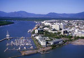 Ubytování Cairns, Austrálie
