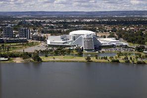 Ubytování Casino, Austrálie