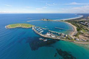 Ubytování Coffs Harbour, Austrálie