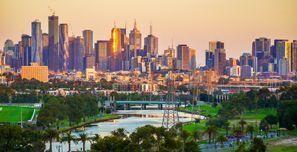 Ubytování Footscray, Austrálie