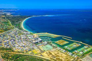 Ubytování Fremantle, Austrálie