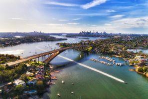 Ubytování Gladesville, Austrálie
