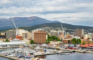 Ubytování Hobart, Austrálie