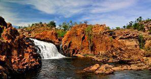 Ubytování Katherine, Austrálie