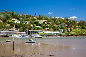 Ubytování Launceston, Austrálie