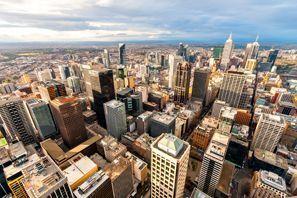 Ubytování Melbourne, Austrálie