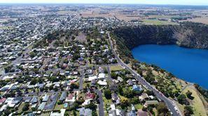 Ubytování Mount Gambier, Austrálie