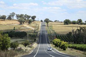 Ubytování Mudgee, Austrálie