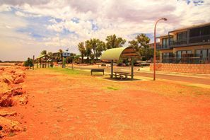 Ubytování Onslow, Austrálie