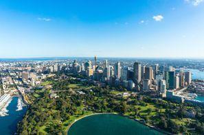 Ubytování Parramatta, Austrálie