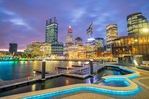 Ubytování Perth, Austrálie
