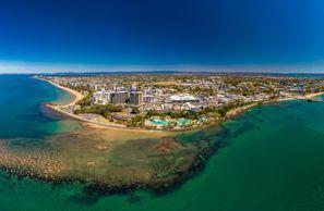 Ubytování Redcliffe, Austrálie