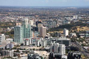 Ubytování South Melbourne, Austrálie