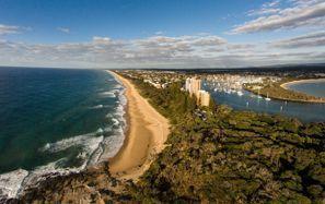 Ubytování Sunshine Coast, Austrálie