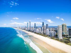 Ubytování Surfers Paradise, Austrálie