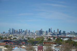 Ubytování West Melbourne, Austrálie