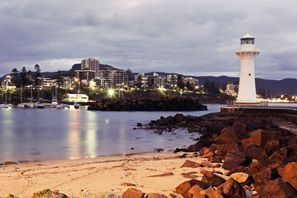 Ubytování Wollongong, Austrálie