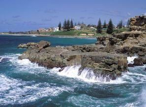 Ubytování Yamba, Austrálie
