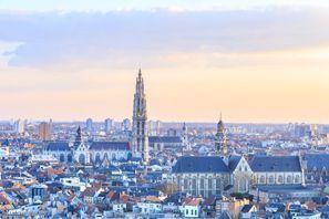 Ubytování Antverpy, Belgie