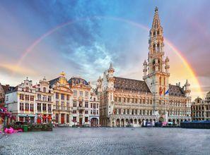 Ubytování Brusel, Belgie