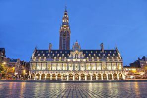 Ubytování Leuven, Belgie