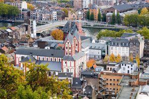 Ubytování Liege, Belgie