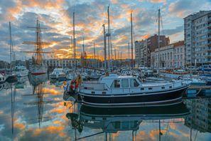 Ubytování Oostendee, Belgie