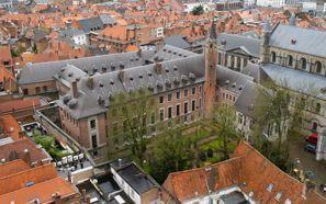 Ubytování Tournai, Belgie