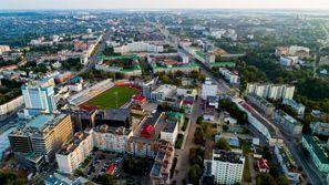 Ubytování Mogilev, Bělorusko