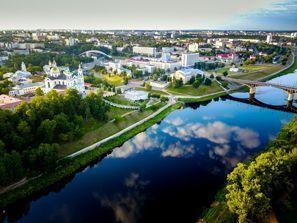 Ubytování Vitebsk, Bělorusko