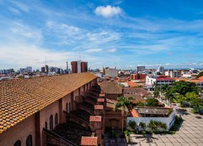 Ubytování Santa Cruz, Bolívie