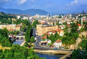 Ubytování Sarajevo, Bosna