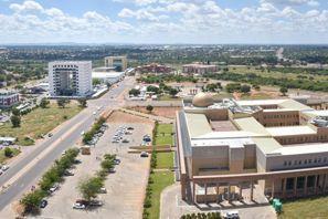Ubytování Gaborone, Botswana