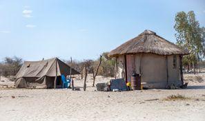 Ubytování Maun, Botswana