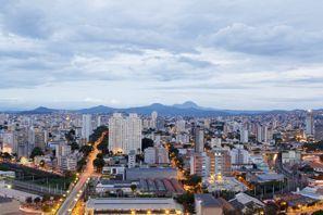 Ubytování Betim, Brazílie
