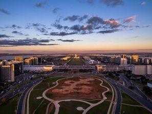 Ubytování Brasilia, Brazílie