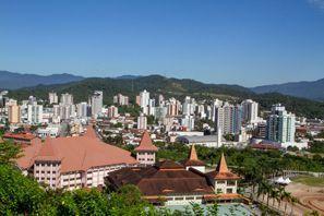 Ubytování Brusque, Brazílie