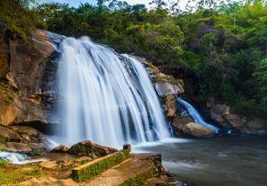 Ubytování Caetite, Brazílie