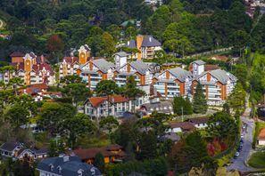 Ubytování Campos do Jordao, Brazílie